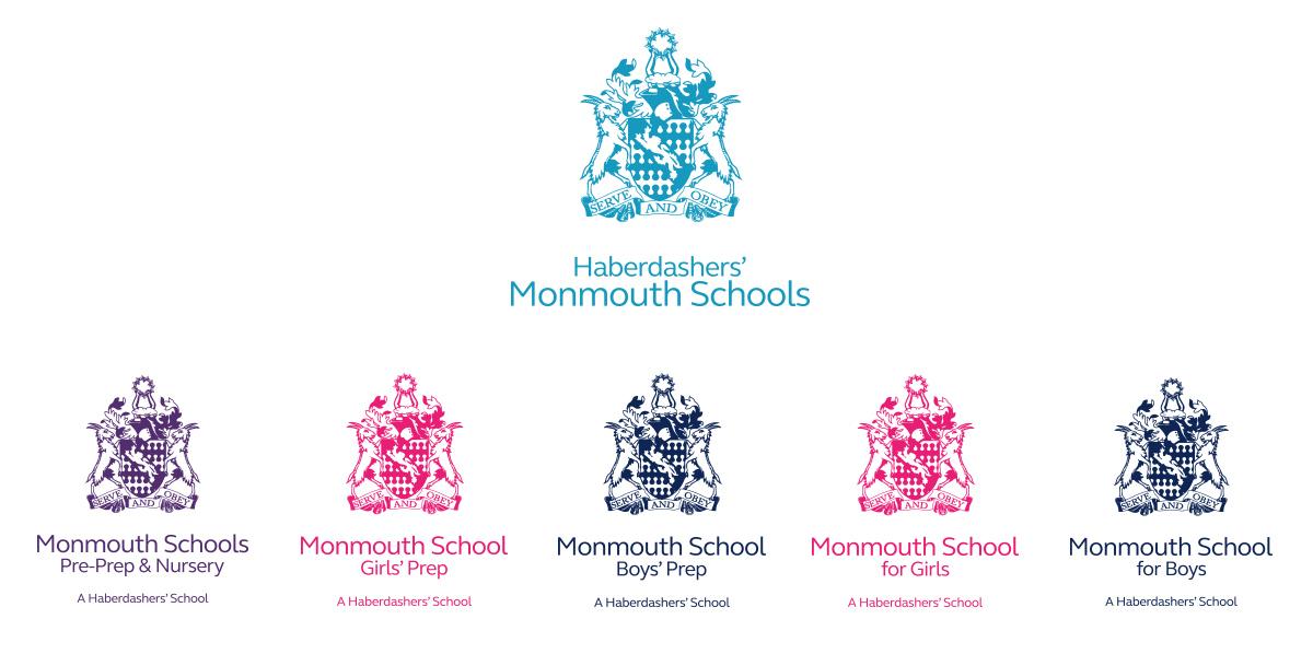 Monmouth-School-logos